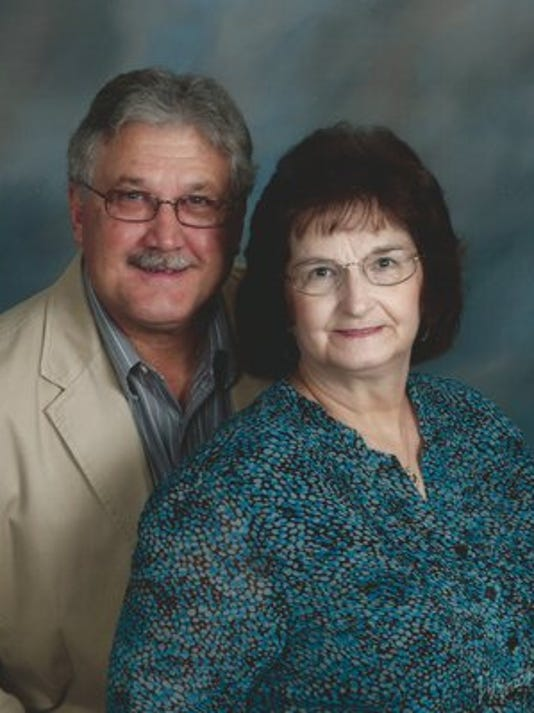 Anniversaries: Louie Capper & Janet Capper