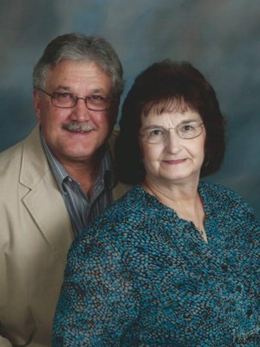 Anniversaries: Louie Capper & Janet Capper