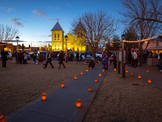 Christmas Eve in Mesilla 2