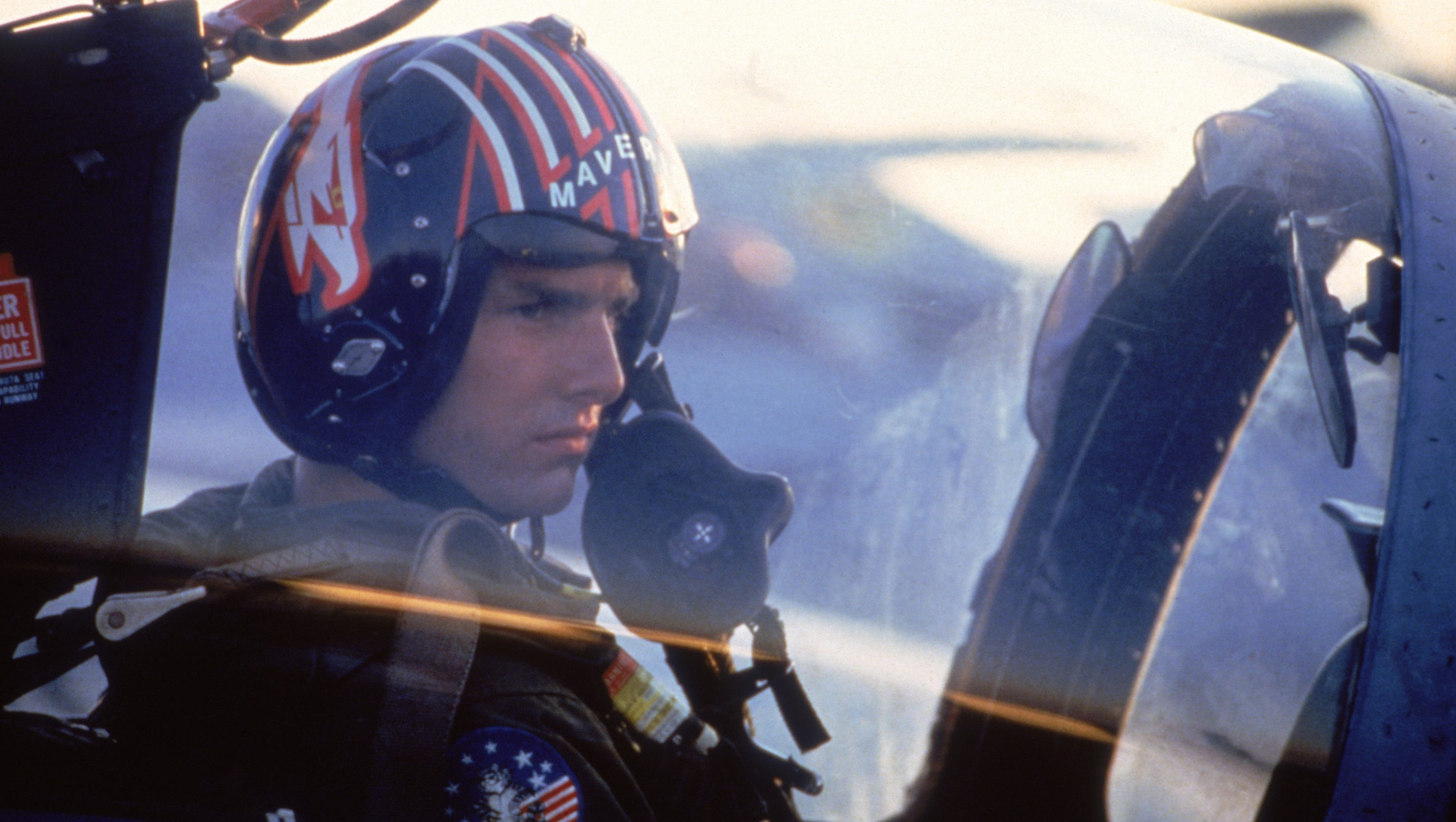 I watched 'Top Gun' for the first time on its 30th anniversary. Here's what it was like.