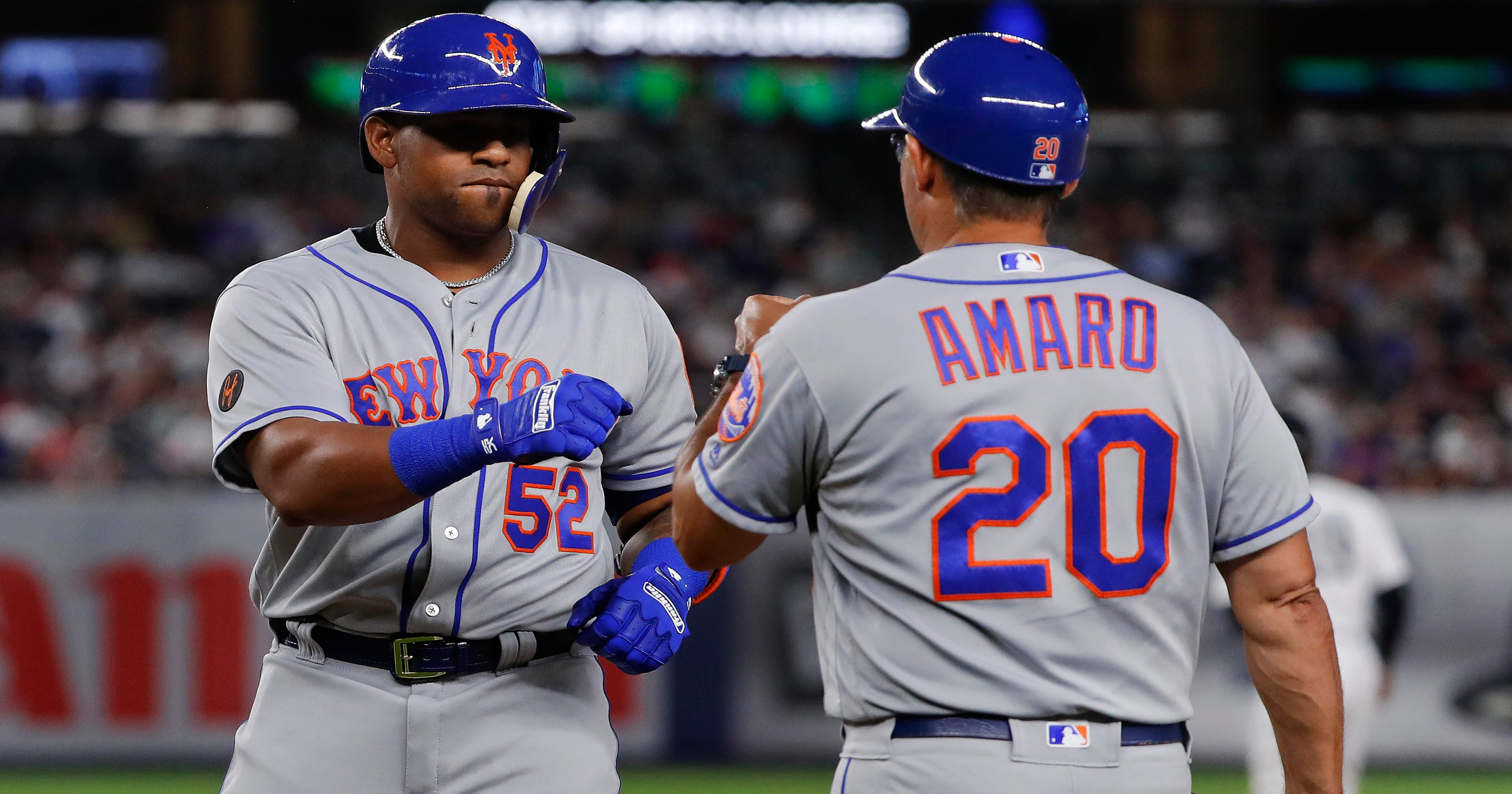 sale retailer 9802a 6c616 Yoenis Cespedes could miss first half of 2019 season after ...