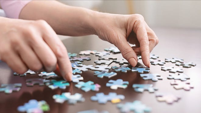 Jigsaw Puzzles Are Flying Off The