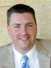 Chad Griffeth, the co-founder of BeManaged in Grand