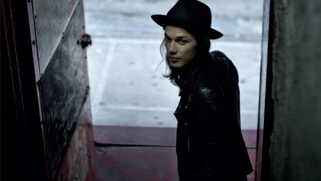 British singer-songwriter James Bay