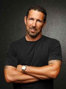 Rich Vos was the first white comedian to perform on Def Comedy Jam.