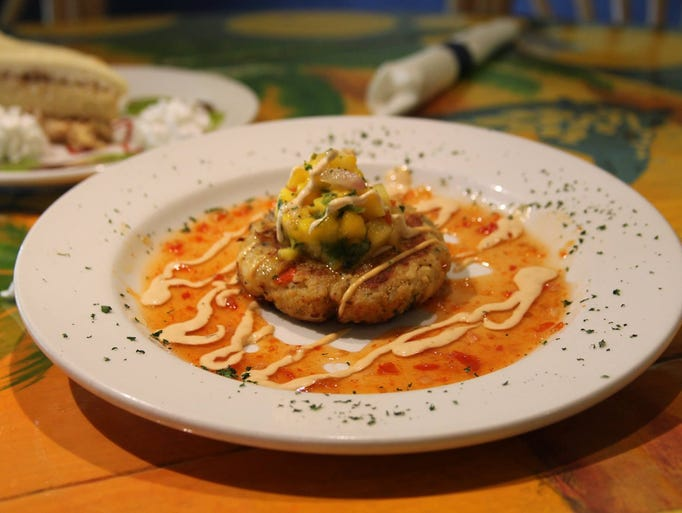 Blue Giraffe on Sanibel is known for its fresh, local