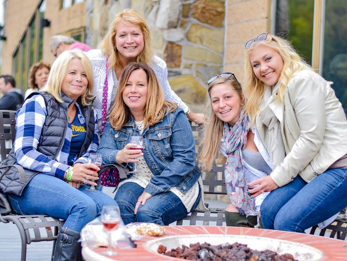 Pa Wine Land Festival With Food Pairing September