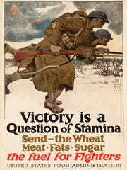 Poster from the United States Food Administration,