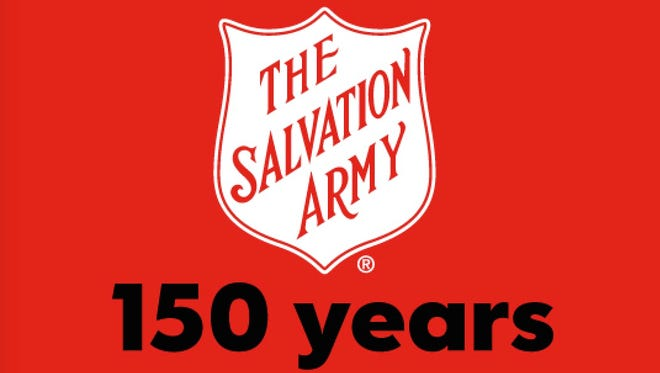 The Salvation Army is celebrating its 150th anniversary.