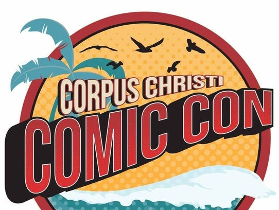 The Corpus Christi Comic Con will be July 22-23 at