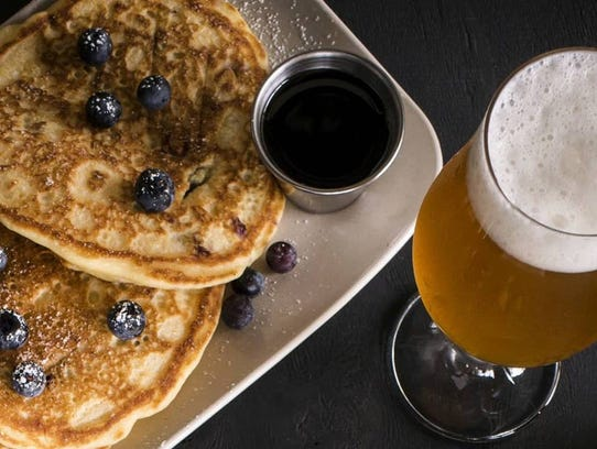 """A bottomless """"Beerunch"""" from 11 a.m to 1 p.m. will"""