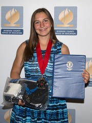 Shadow Hills High School sophomore Madison Risk was recognized with a special ISEF (International Science and Engineering Fair) Affiliated Award.