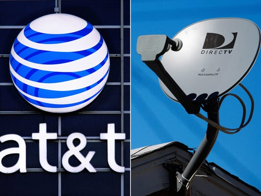 AT and T - TV and Wireless Package