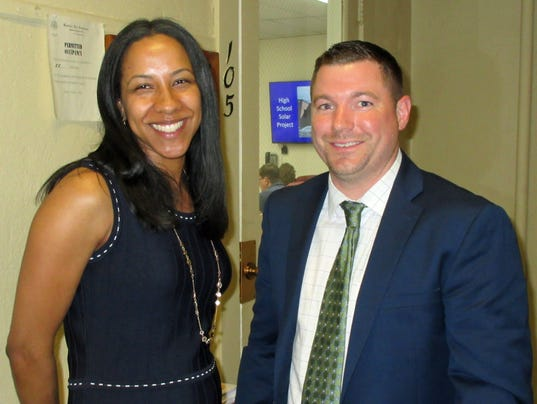 Marsh appointed assistant principal PHOTO CAPTION