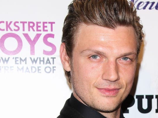 Nick Carter Lauren Kitt Carter.