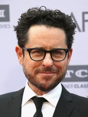 """J.J. Abrams opted not to direct """"Star Trek Beyond"""" due to his workload on """"Star Wars: The Force Awakens."""" The filmmaker is seen on June 9, 2016, in Hollywood."""