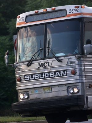 Suburban Transit will start bus service between Montgomery and Manhattan on March 5.