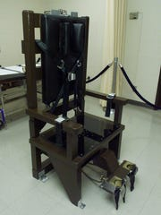 The Riverbend Maximum Security Institution in Nashville, Tennessee, has a death chamber with an electric chair and gurney for lethal injections.
