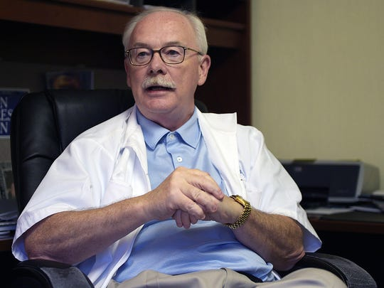 Dr. Clarey R. Dowling has a  family practice in Brownsville, Tenn.