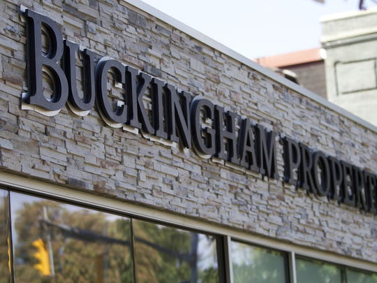 Buckingham Properties CEO Larry Glazer and his wife, Jane, were killed Sept. 5 in a plane crash near Jamaica.