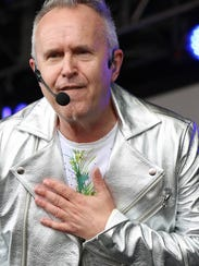 Howard Jones continues to write new music and tour