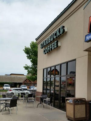 Starbucks at 3601 W. 41st St. is expanding.