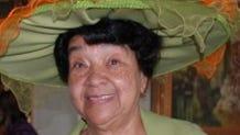 Frances E. Pratt, head of the Nyack NAACP chapter
