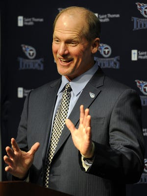 Coach Ken Whisenhunt wants the Titans looking dapper when they arrive for away games.