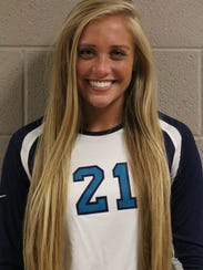 Siegel's Leah Poarch.