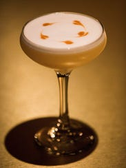 An amaretto sour from The Womack in Phoenix.