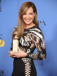 Allison Janney takes home the award for supporting