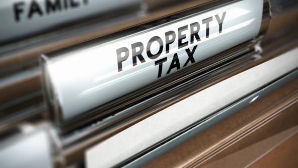 Property tax file.