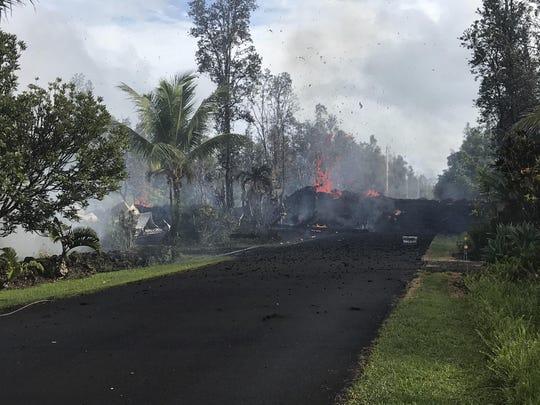 Hawaii Volcano (3)