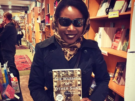 "Isabel Wilkerson, author of ""The Warmth of Other Suns,"" winner of the National Book Critics Circle Award, visits Malaprop's."