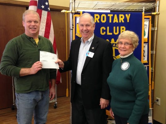 Ridges grant from Rotary