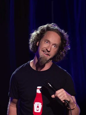 Comedian Josh Blue to perform in Naples at Off the Hook Comedy Club on Nov. 10 and 11.