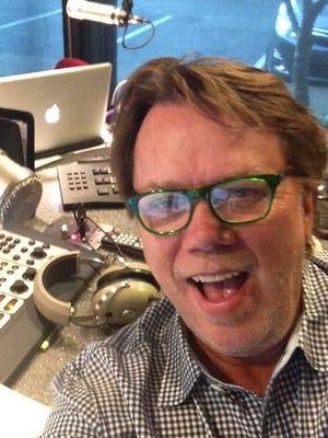 Radio personality Ron Olson