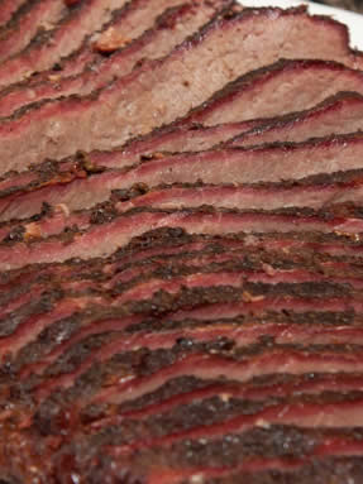 Smok'n Hogs BBQ will feature brisket, as well as other