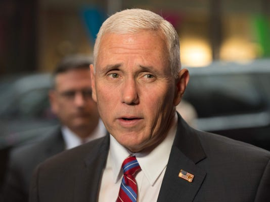 IndyStar stock Pence stock mike pence private email