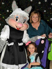 Make-a-Wish helped Emme go to Walt Disney World Resort.