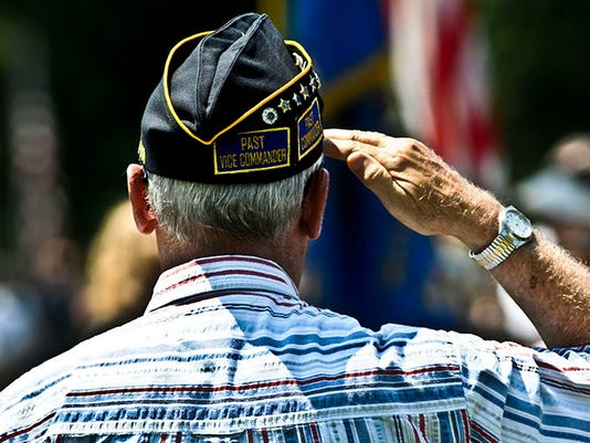 Fallen heroes remembered on Memorial Day