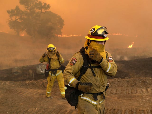 Verizon throttled 'unlimited' data of Calif  fire department during
