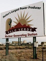 Planta Nuclear Palo Verde.