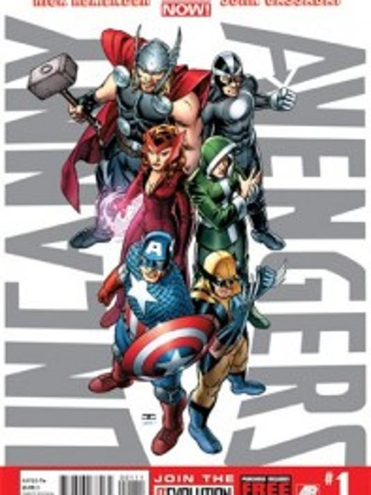 Marvel-First Issues