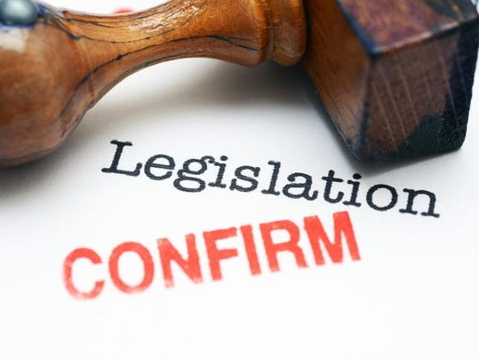 Legislation - confirm
