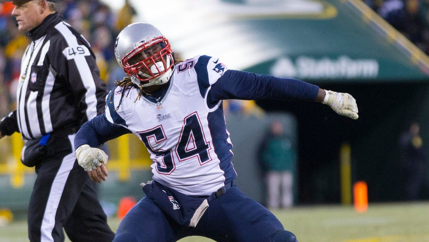 Donta Hightower returning to Patriots after evaluating free agency options