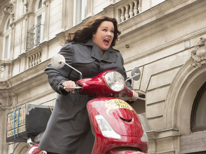 Melissa McCarthy finally gets a starring vehicle worth