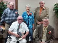 5 senior citizens inducted into Hall of Fame