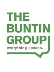The Buntin Group's logo.