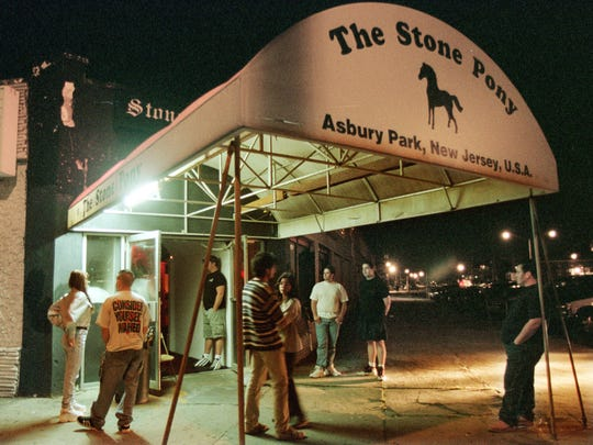 The Stone Pony is an iconic music venue in Asbury Park, N.J.